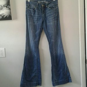American Eagle Bell Bottoms